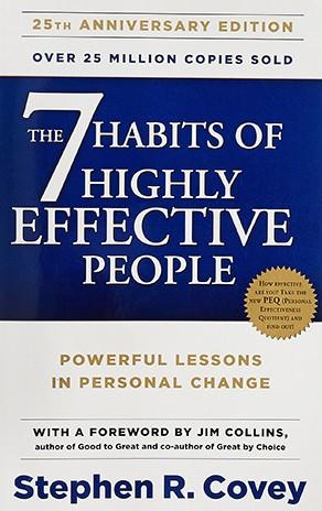خلاصه 7 عادت مردمان موثر