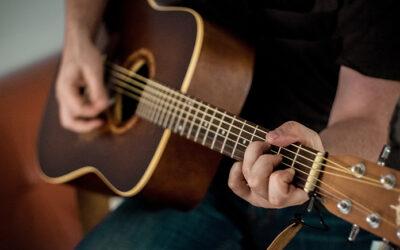 سابلیمینال یادگیری گیتار