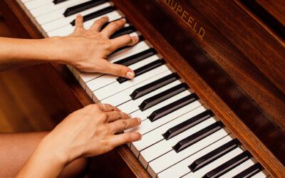 سابلیمینال یادگیری پیانو